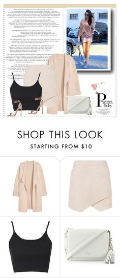 """gnhgj"" by horan-69 on Polyvore featuring мода, Kofta, BCBGMAXAZRIA, Topshop, Kate Spade и River Island"