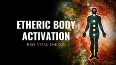 Etheric Body Activation | Music for Depression Anxiety and Chakra Balanc... Chakra Healing Music, Chakra Balancing, Meditation Music, Depression, Anxiety, Stress, Activities