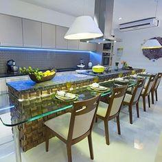 Fachadas de Casas Térreas - veja 20 modelos modernos e bonitos! Decor, Furniture, House, Kitchen, Home, Latest Design, Modern House, Modern, Home Decor
