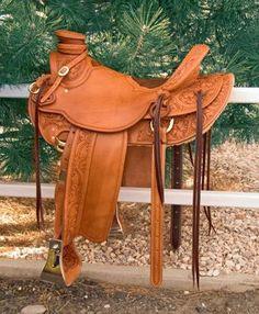 Bob's Deluxe Wade Saddle · Custom Saddle