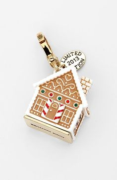 Juicy Couture gingerbread house