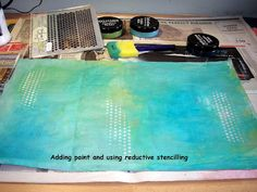 Tutorial for Art Journal cover!!!
