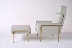 Phase Design | Reza Feiz Designer | Trolley Lounge Chair - Phase Design | Reza…