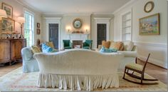 trim and crown molding georgian federal | image