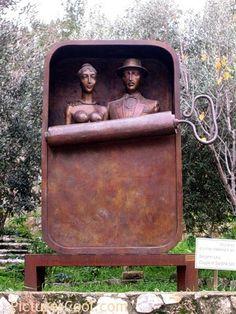 Haifa, Israel. Married Couple.