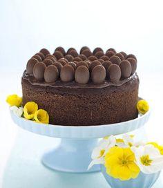 Hai già pensato a cosa preparare per #Pasqua? Prova questa #torta al #cioccolato