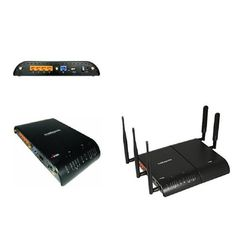Cradlepoint MBR1400 Wireless Router 4-Ports Switch Integrated Modem T-Mobile MBR1400LP