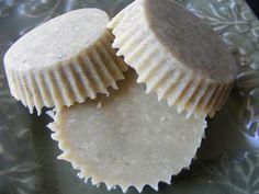 Coconut Frozen Fat Bombs