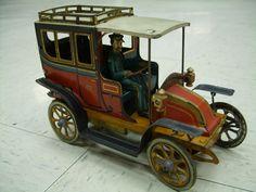 dfw elite toy museum | CR (Charles Rossignol) Limousine | DFW Elite Toy Museum