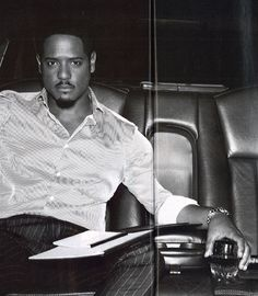 Blair Underwood.....oh yeah, right there in the backseat