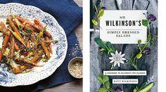 Carrots, their tops, honey & smoked yoghurt  / Mr Wilkinson's Simply Dressed Salads