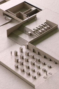 Image 28 of 40 from gallery of Chongqing Industrial Museum / WallaceLiu. Landscape Architecture Model, Architecture Panel, Organic Architecture, Chinese Architecture, Concept Architecture, Classical Architecture, Futuristic Architecture, Contemporary Architecture, Museum Architecture
