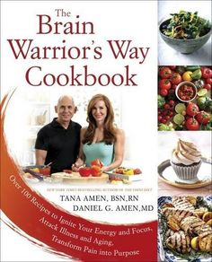 The Brain Warrior's Way Cookbook: Over 100 Recipes to Ignite Your Energy and Focus, Attack Illness and Aging, Transform Pain into Purpose - http://www.darrenblogs.com/2016/11/the-brain-warriors-way-cookbook-over-100-recipes-to-ignite-your-energy-and-focus-attack-illness-and-aging-transform-pain-into-purpose/