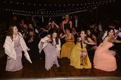 Bridal party dancing the night away! Ragged Point in Big Sur, California. Big Sur Wedding, Dream Wedding, Wedding Day, Big Sur California, California Wedding, Brides Cake, Bridesmaid Dress Colors, Dance The Night Away, Couple Portraits