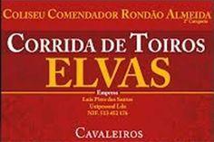 Elvas: Corrida de Toiros no Coliseu, a 14 de Maio   Portal Elvasnews