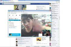 Skype with Ceejay MIranda :D Desktop Screenshot, Places To Visit