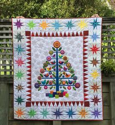 Wendy's quilts and more: Oh Christmas Tree
