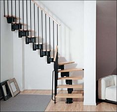 Space Saving Stairs- have them and love them