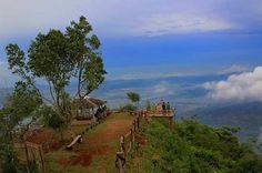 gardu pandang lereng kelir wisata gunung kelir jambu ambarawa semarang | info wisata terbaru
