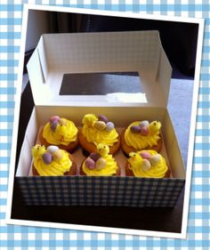 Easter cupcakes from Brooks Hotel, Dublin 2 Dublin Hotels, Grafton Street, Dublin City, Easter Cupcakes, Kitchen, Cuisine, Kitchens, Cucina, Room Kitchen