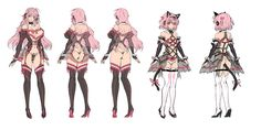 Female Character Design, Cute Anime Character, Character Concept, Character Art, Girl Inspiration, Character Design Inspiration, Anime Poses Female, Anime Cosplay Girls, Manga Anime Girl