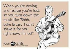 Luke Bryan funny