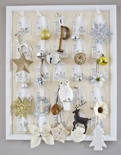 Everything Designish: DIY Advent Calendar