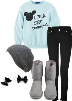 this outfit is an outfit i need and if only could afford but the things i can afford is the closet i have now and food along with netflix and that is pretty good to me!