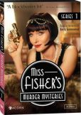 Miss Fisher's Murder Mysteries: Series 1 Lively- Spirited & ENGAGING. Plots are thought provoking, characters are complexed, sets are realistic and clothes are spectacular! Miss Fisher is a Fabulous!!