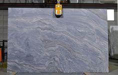 Smokey Black Leather&polished Granite Slab Random 1 1/4 - Marble System Inc.