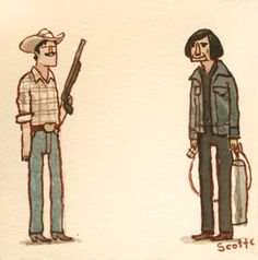 Scott C - Imgur  No Country for Old Men