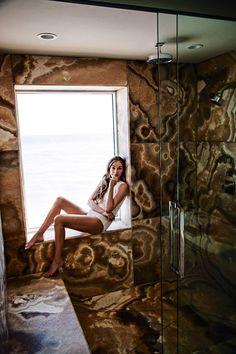 PRIVATE VIEW Kelly Wearstler's Weekend Beach House - Erika Brechtel