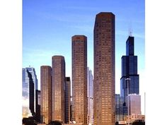 Where a lot of the magic began!  #Chicago - Tower 1 - Apt # 1701! Good Times!