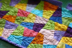 Table Runners, Quilts, Blanket, Sewing, Rugs, Scrappy Quilts, Farmhouse Rugs, Dressmaking, Couture
