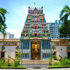 Chettiars' Temple, Singapore