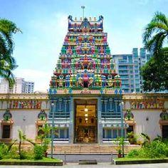 Chettiars' Temple, Singapore