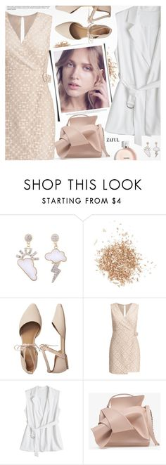"""""""Pretty Powerfull"""" by pokadoll ❤ liked on Polyvore featuring Topshop and Gap"""