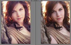 Lightroom Editing Tips: Warm, Rich and Golden! #Brandi Thompson Photography