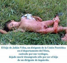 ¿Qué más hace falta para que el genocidio en Colombia sea noticia y escándalo…