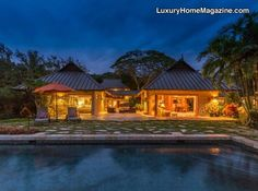 Hale Laule'a - The house of peace and happiness. An architecturally stunning Holualoa masterpiece!