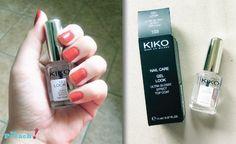 O top coat perfeito da Kiko Milano