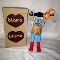 Macho Libre - 63 by Shayne Maratea - Blamo Toys