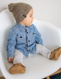 Loving this infant beanie! So adorable.