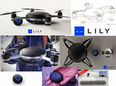 Sportmondo sports portal: Self-Flying, Throw-and-Shoot, Lily Camera Is Unveiled