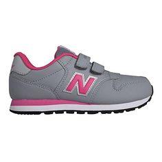 c8de0b6df New Balance KV500GPY – Zapatillas para niña