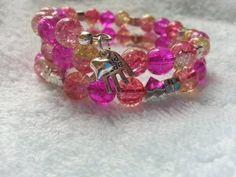 Breastfeeding / Nursing Bracelet jewellery gift (Pink Ombre) by MsRetroDesigns, http://www.amazon.co.uk/dp/B00F9F9N3G/ref=cm_sw_r_pi_dp_fPkosb0PMGMWK