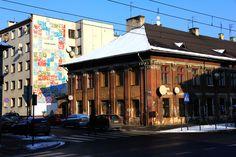 Mayamural, day 5, last. 7/18 Day 5, last. #maya #mural #cracow #2012 #graffiti #streetart Cracow, Poland.