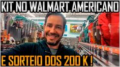 Seção de Sobrevivência de WalMart Americano e Sorteio dos 200K