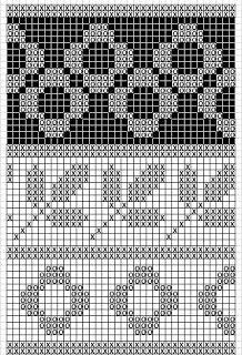 Mustrilaegas: A Kudumine / Knitting Crochet Bedspread Pattern, Tapestry Crochet Patterns, Fair Isle Knitting Patterns, Knitting Charts, Knitting Stitches, Knitting Designs, Pixel Crochet, Crochet Chart, Fair Isle Chart