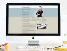 Diseño Web Katherine Biel
